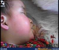 2岁女孩竟有只��山羊妈妈�闻者伤心歼流�&nbsp;<wbr>[图集]
